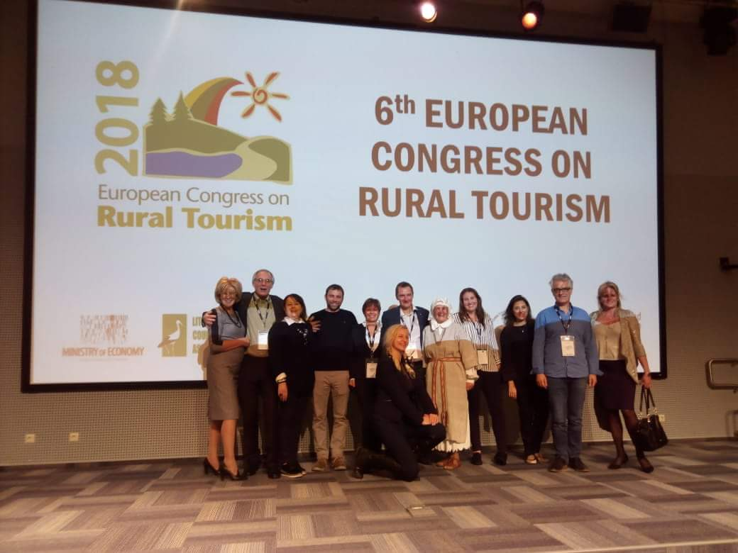 participated in the 6th European Congress on Rural Tourism